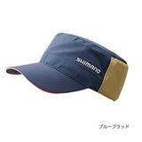 シマノ 6040 ワークキャップ CA-033N ブルーブラッド