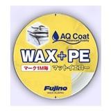 フジノ ワカサギPE WAX+PE(ワックスPE) 60m イエロー×1m毎赤マーク