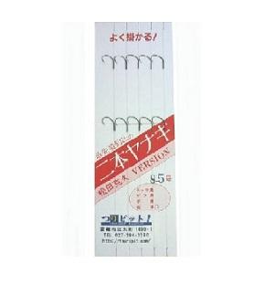 オリジナル二本ヤナギ・荒瀬タイプ(赤ラベル)松田克久VERSION