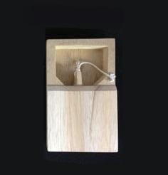 木製エサ箱(耳無し)