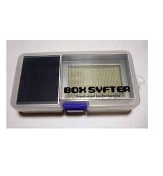 factory-b【ファクトリーb】ワカサギ釣り専用餌箱 ボックスシフター