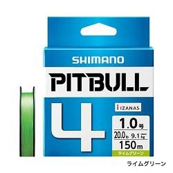 シマノ ライン ピットブル4 [PITBULL 4]