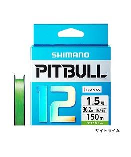 シマノ ライン ピットブル12 [PITBULL 12]