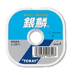 東レ TORAY 銀鱗50M [1.5号-3.0号]